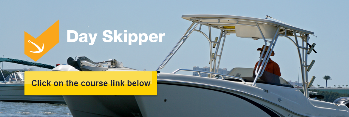 Day Skipper, Boatmaster & boating education courses