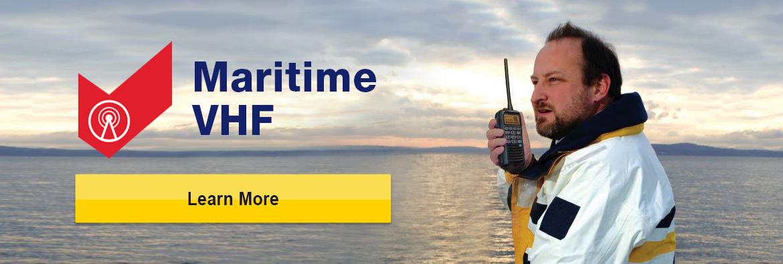 Maritime VHF Radio Certificate Course | Callsigns & marine