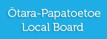 Papatoetoe Local Board